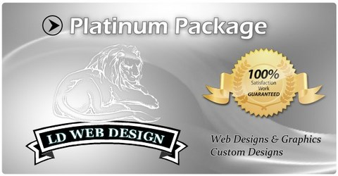 Platinum Web Design Package